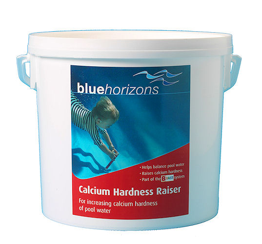 Blue Horizons Calcium Hardness Pool Chemicals Swimming Pool Chemicals
