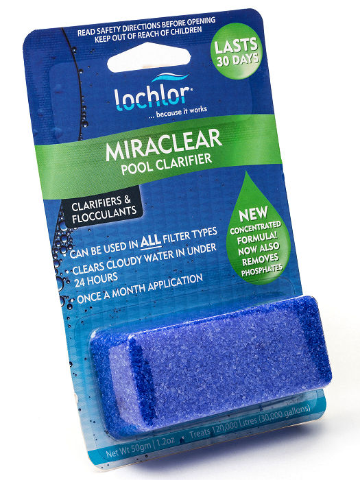 Lo Chlor Miraclear Cubes Lo Chlor Pool Chemicals Lo Chlor