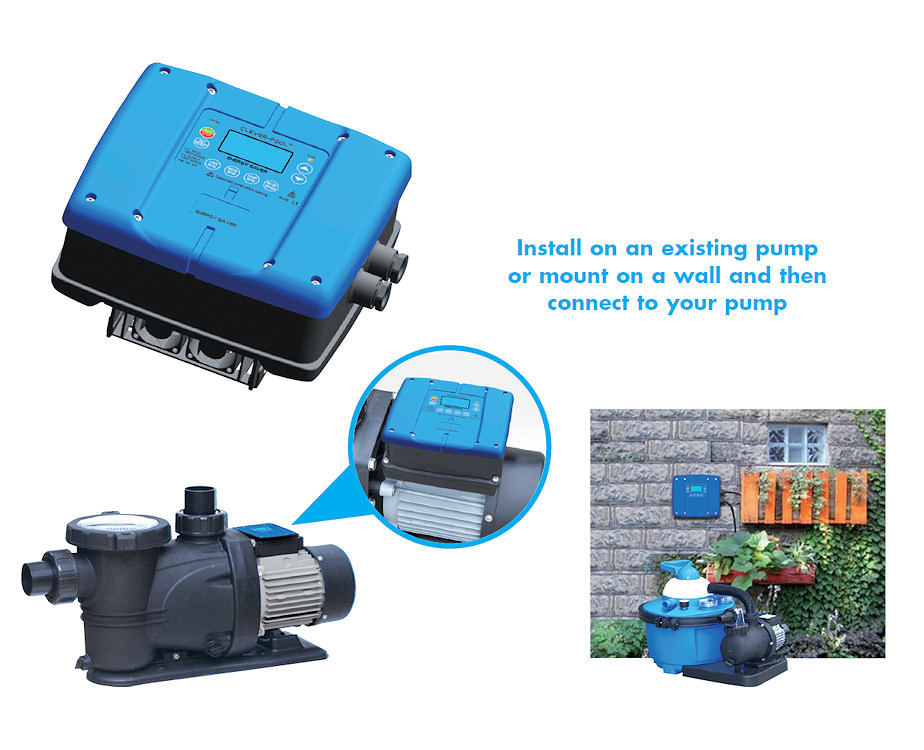 Swimming Pool Pump Variable Speed Drive
