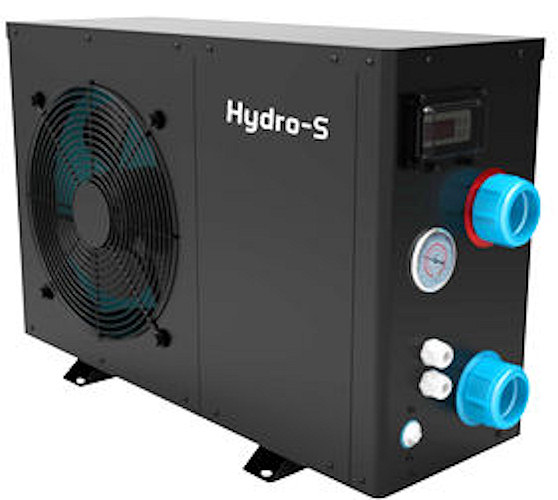 Hydro S Eco Swimming Pool Heat Pumps