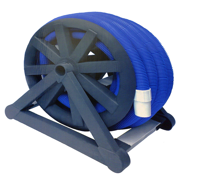Swimming Pool Vacuum Hose Reel Hover To Zoom